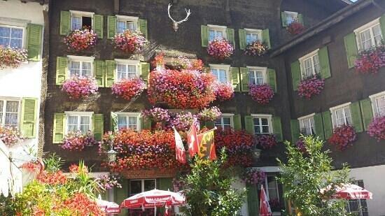 Hotel Croix d'Or et Poste : Hotel Croix dor et Post Munster