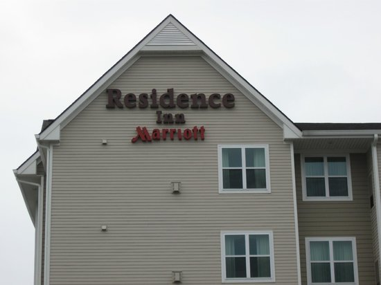 Residence Inn Burlington Colchester: Residence Inn Marriott in Colchester