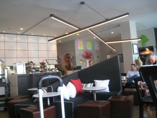 NU Hotel: Lobby