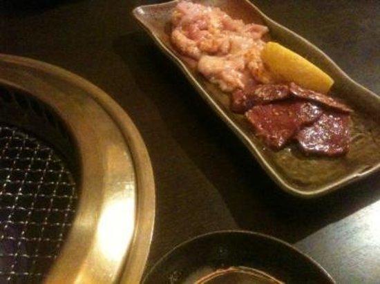 Memori: 焼肉