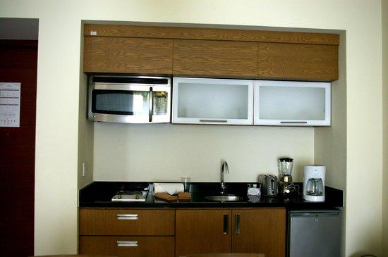 The Bliss Resort: Kitchen
