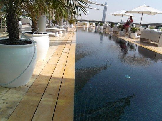 Jumeirah Creekside Hotel: 8th floor