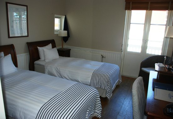 The Sandhamn Yacht Hotel: room #201