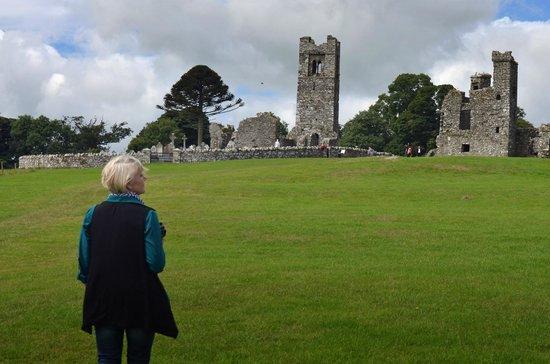 Boyne Valley Tours: Hill of Slane...