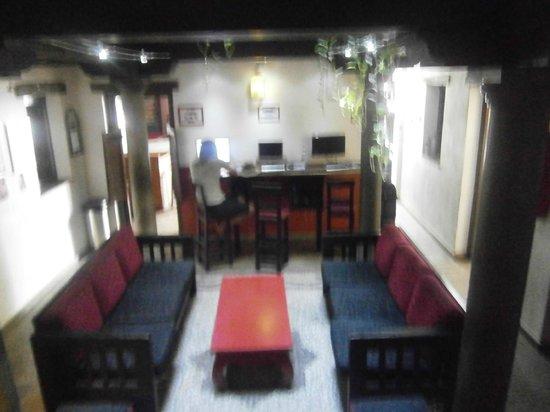 Oasis Backpackers' Hostel Granada : VISTA DEL ÁREA COMÚN