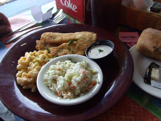 De Soto's Seafood Kitchen: Lunch Special