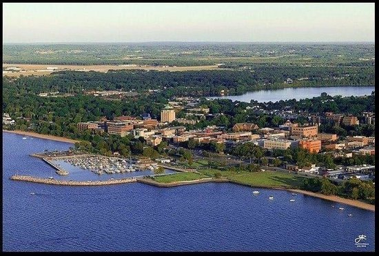 Traverse Area Recreation and Transportation Trails: Beautiful Traverse City, Michigan!