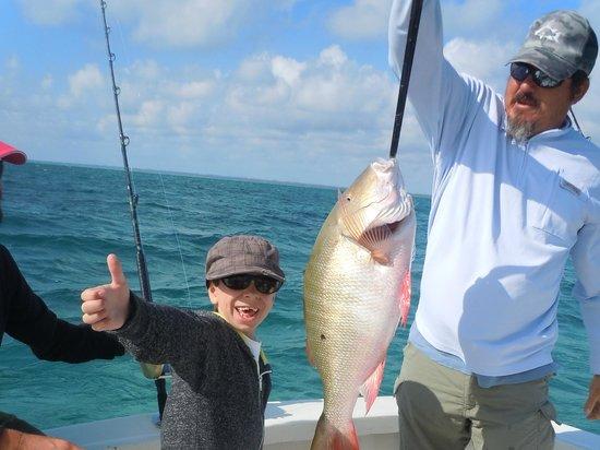 Firefly Sunset Resort: Fishing trip
