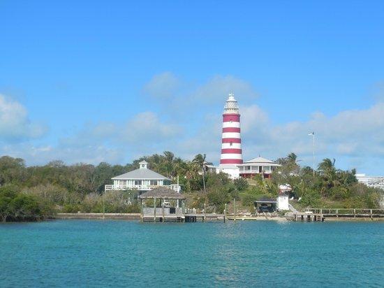Firefly Sunset Resort: Hope Town Lighthouse
