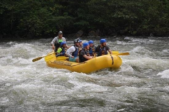 Decatur, GA: Whitewater rafting w/guide Stan the Man