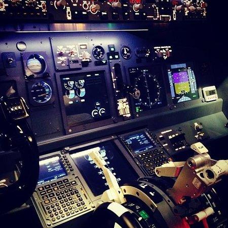 Flight Experience : Simulateur 737-800NG