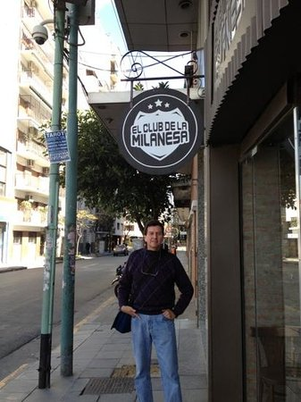 El Club de la Milanesa: Nueva localizacion
