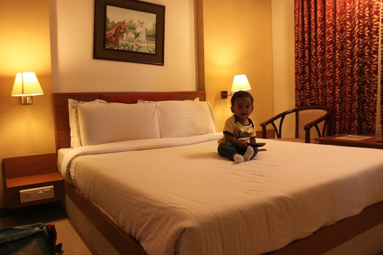 BKR Grand Hotel: lovely room