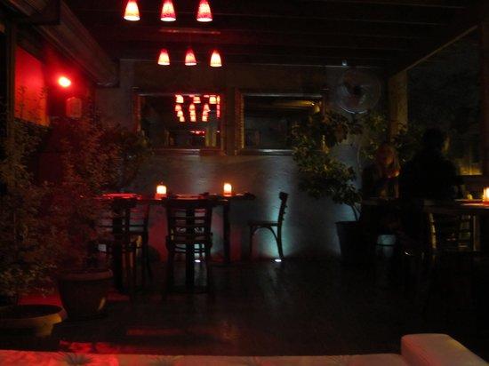 Zabo: terraza segundo piso