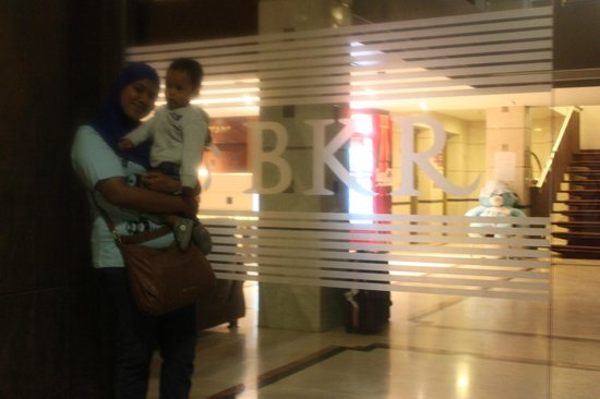 BKR Grand Hotel: Main entrance of BKR Grand Chennai