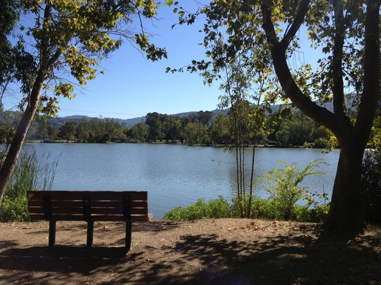 San Jose, Californien: Lake Vasona