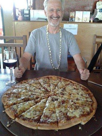 Yummy Pizza: Xl pizza