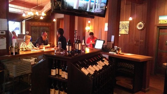 Firestone Vineyard: Tasting Room