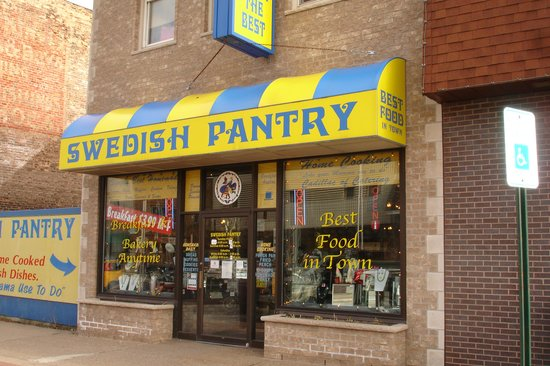 Swedish Pantry: A Colorful Experience