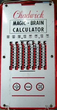 American Computer Museum: Remember this calculator?