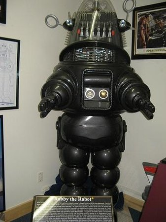 American Computer Museum: Robby the Robot