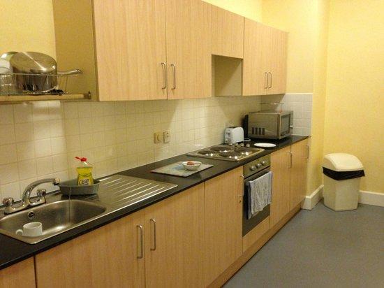 Trinity College Campus: Kitchen