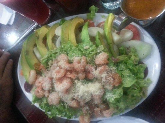 Restaurant Punto Criollo: Ensalada punto criollo
