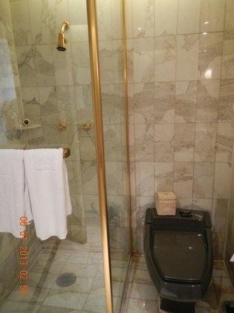 Grand Hotel Beijing: bathroom