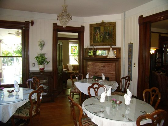 Beaufort House Inn : one dining area