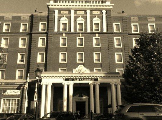 Rodd Charlottetown : Hotel Front