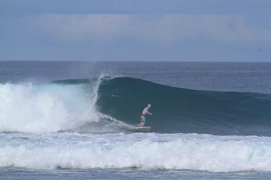 Aura Surf Resort : The Peak