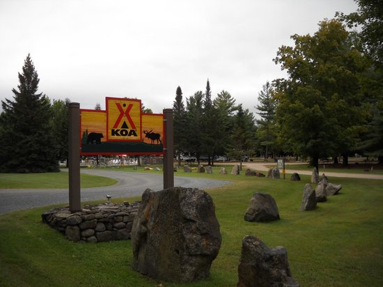 Broken Branch KOA Campground: Woodstock, NH KOA