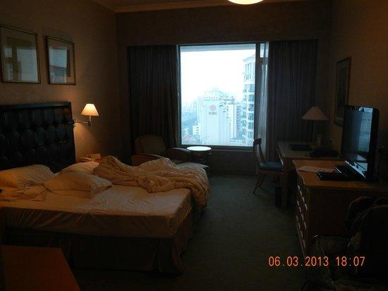 Junhua Haiyi Hotel: room