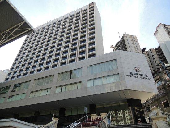 「ホテル ロイヤル マカオ」の画像検索結果