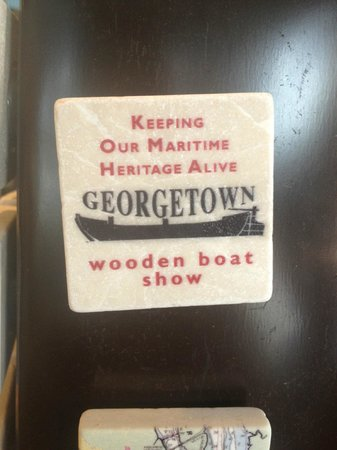 Magnet For A Big Georgetown Event The Wooden Boat Show Picture Of