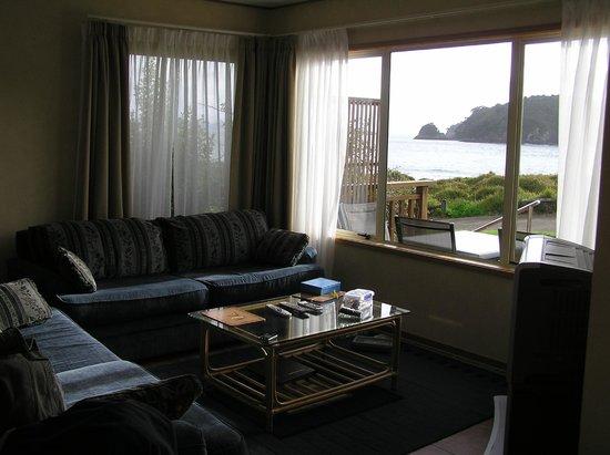 Hahei Holiday Resort: Lounge