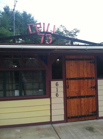 Grill 73: thus is THE place!