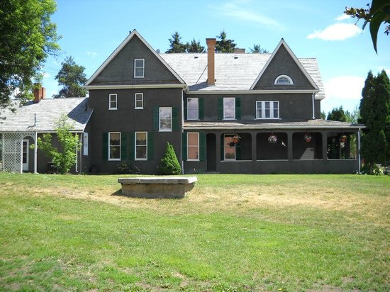 Historic O'Keefe Ranch: Okeefe mansion