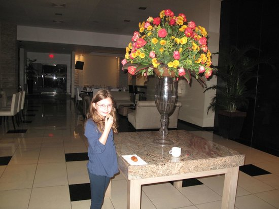Howard Johnson Hotel Guayaquil : lobby