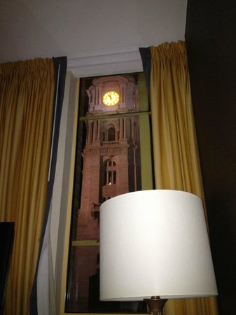 Residence Inn Philadelphia Center City : City Hall Clock Tower