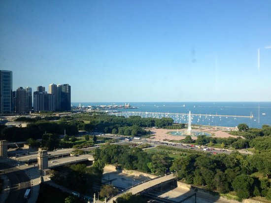The Blackstone, Autograph Collection: A view of Navy Pier.