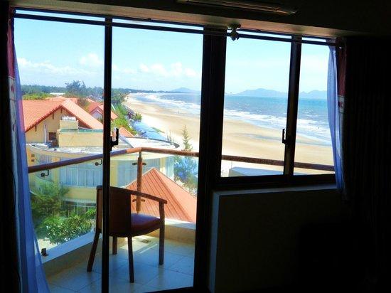 Vungtau Intourco Resort: View