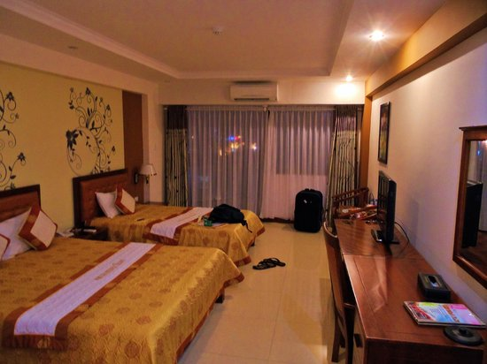 Vungtau Intourco Resort: Room for 3 people