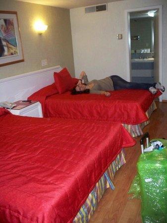 Hotel Regente City : muy buen servicio