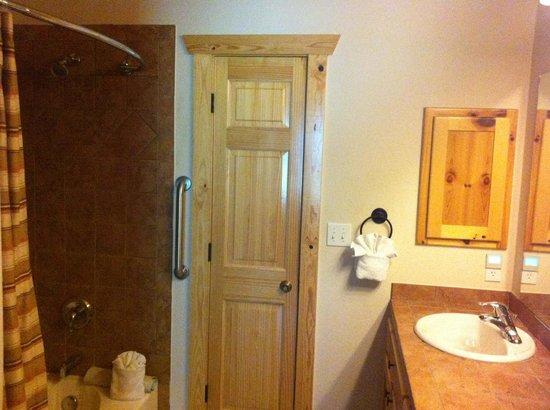 WorldMark New Braunfels: Master Bathroom view #1
