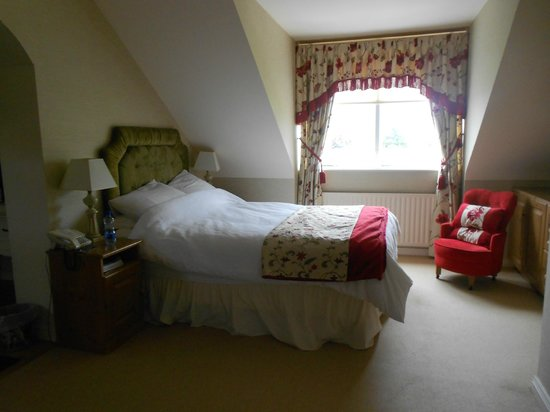 Abocurragh Farm Bed and Breakfast : Room