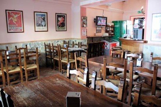 Madrigale Pub: Sala interna