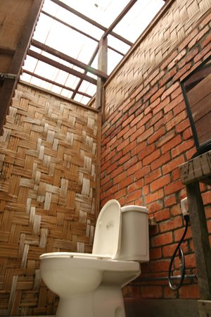 Paganakan Dii Tropical Retreat: Paganakan Dii's toilet