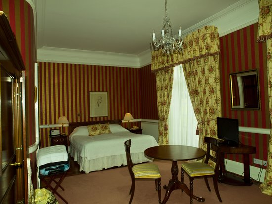 Dunbrody Country House Hotel : Our room