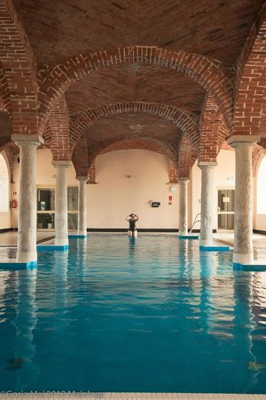 Wiechlice Palace Hotel: The unforgettable ambiance of the pool